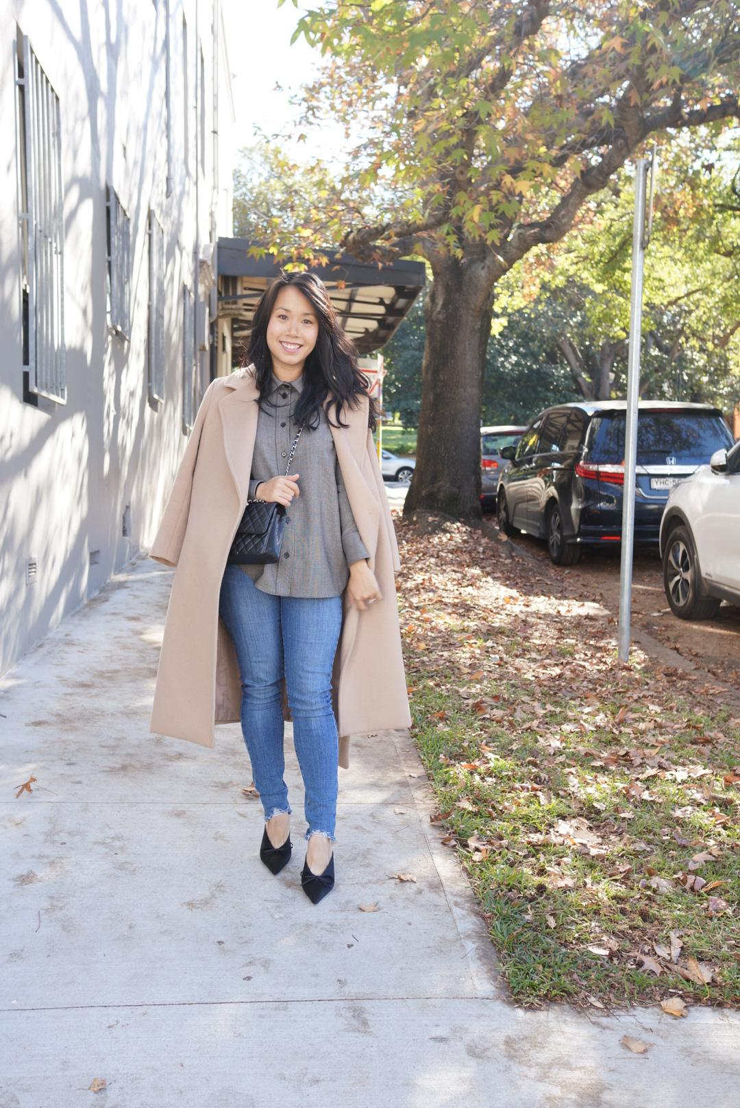 stylish winter coats - casual style