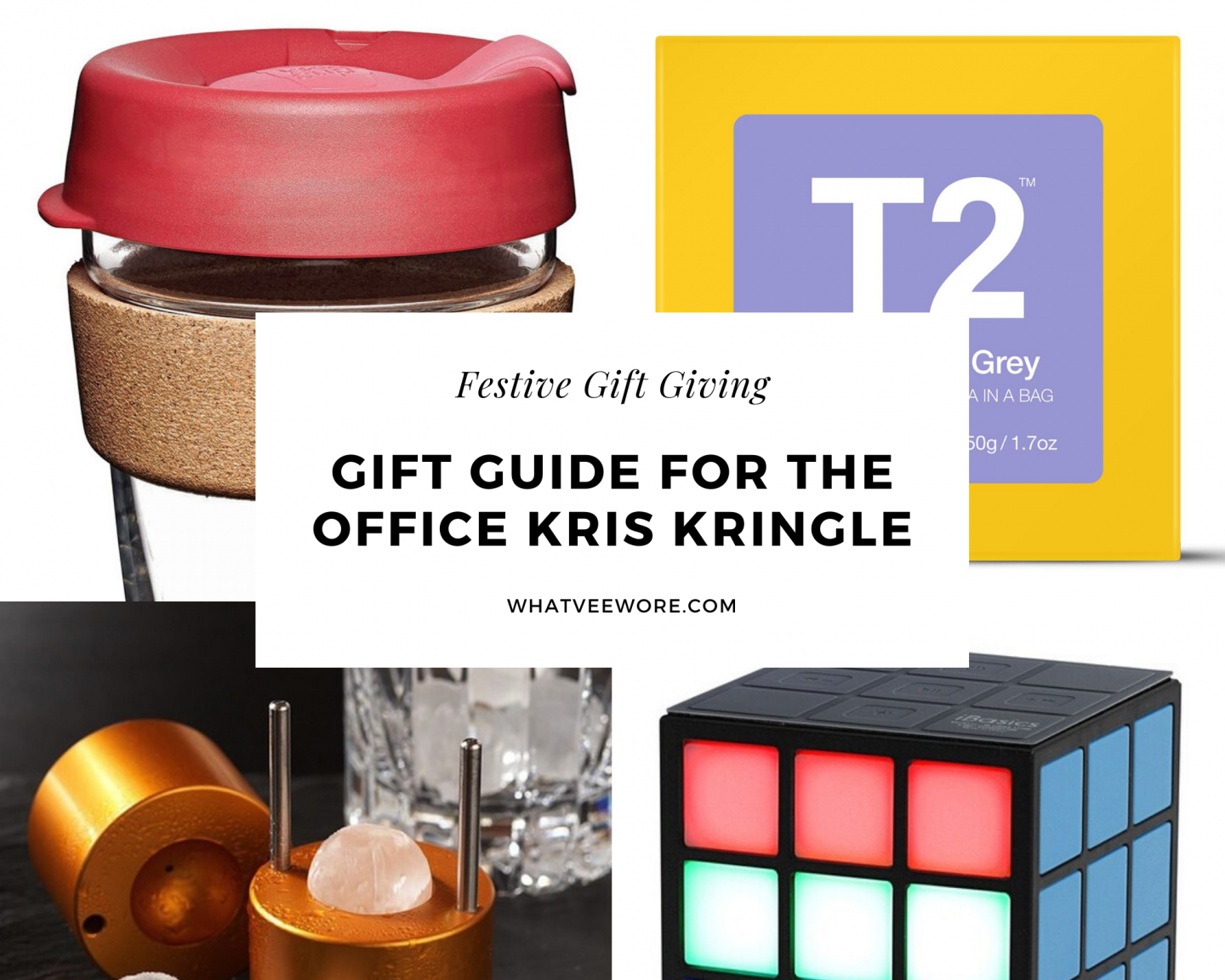 Gift Guide for the Office Kris Kringle