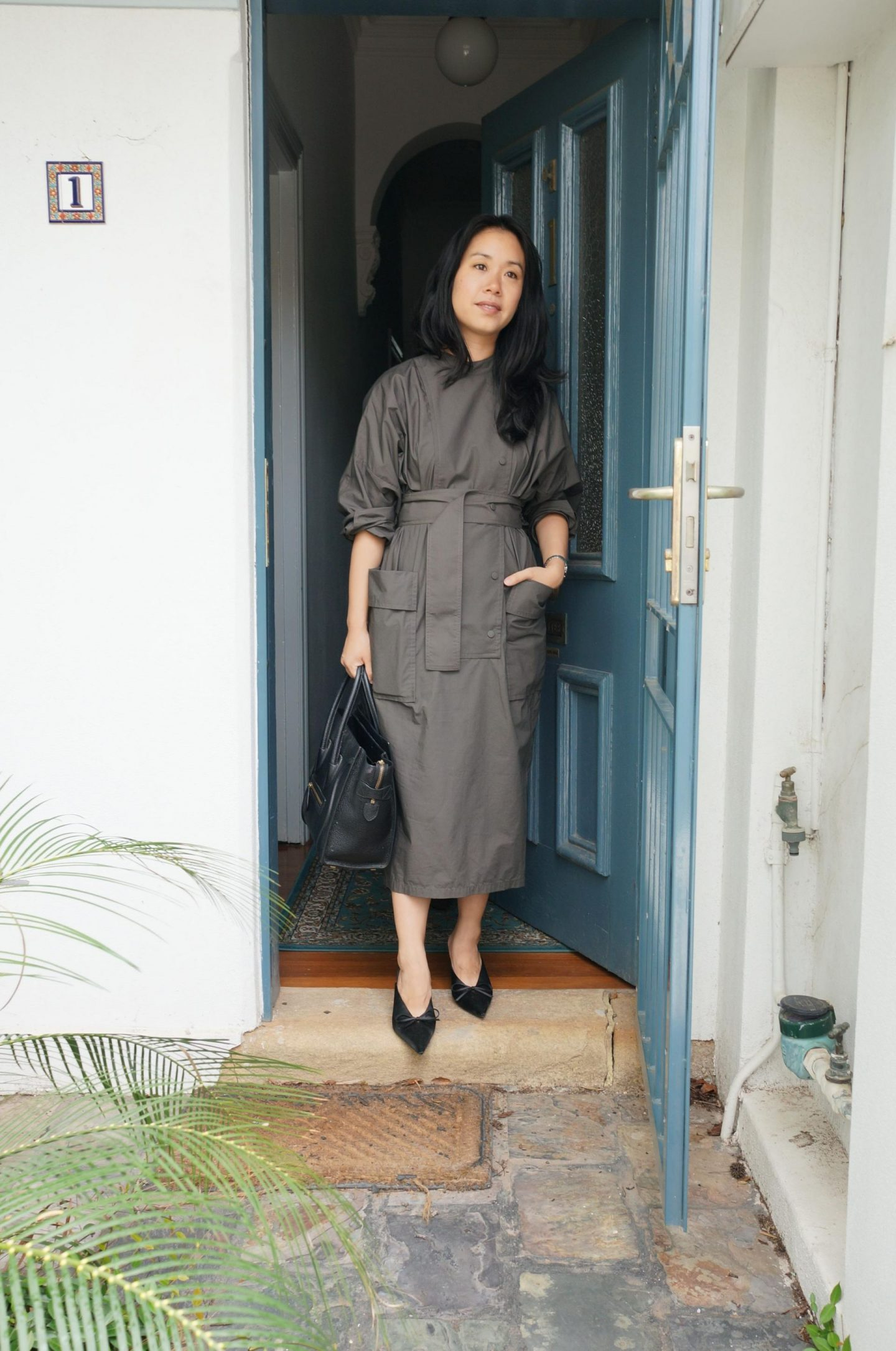 oroton dress, style lessons in your 30s