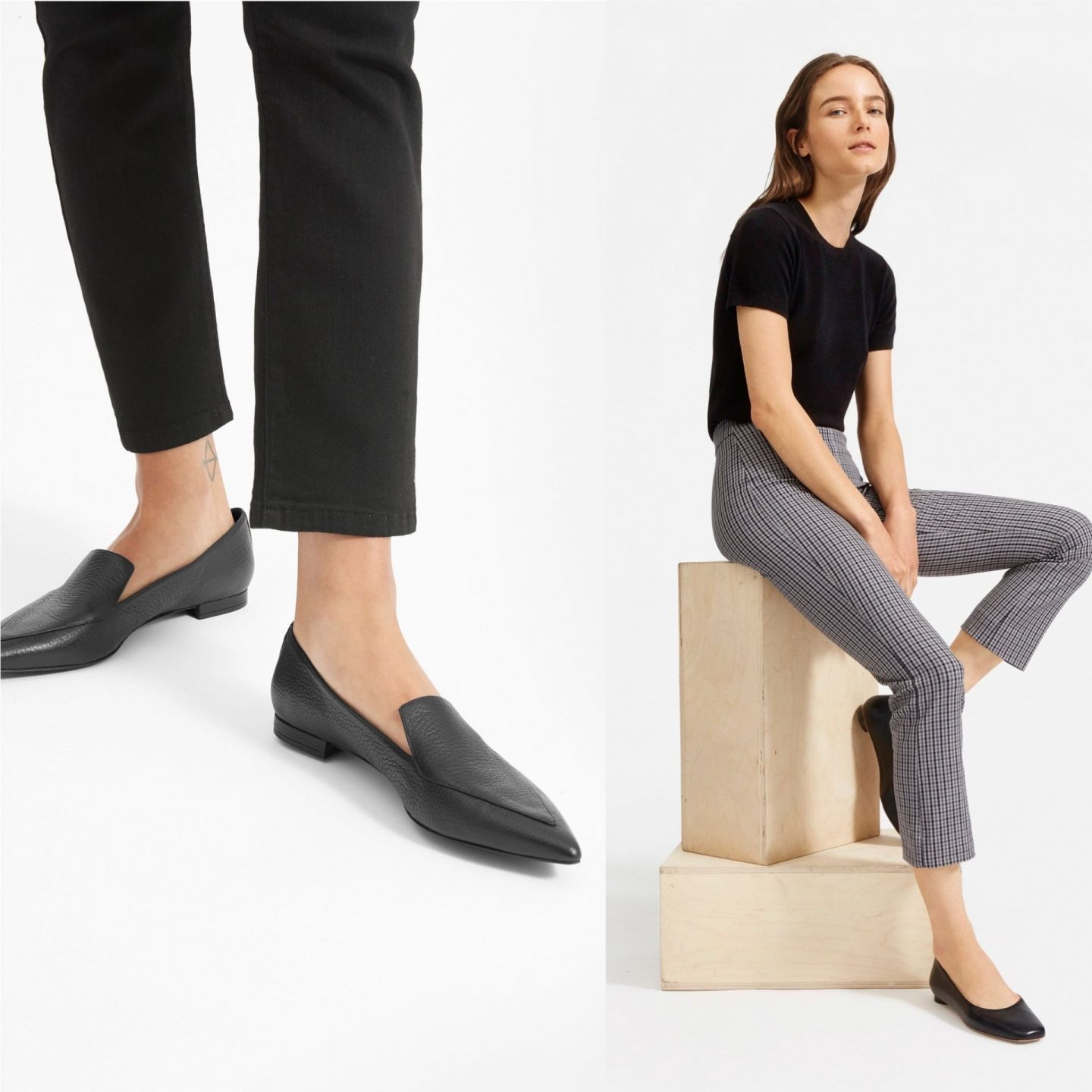 everlane workwear favourites