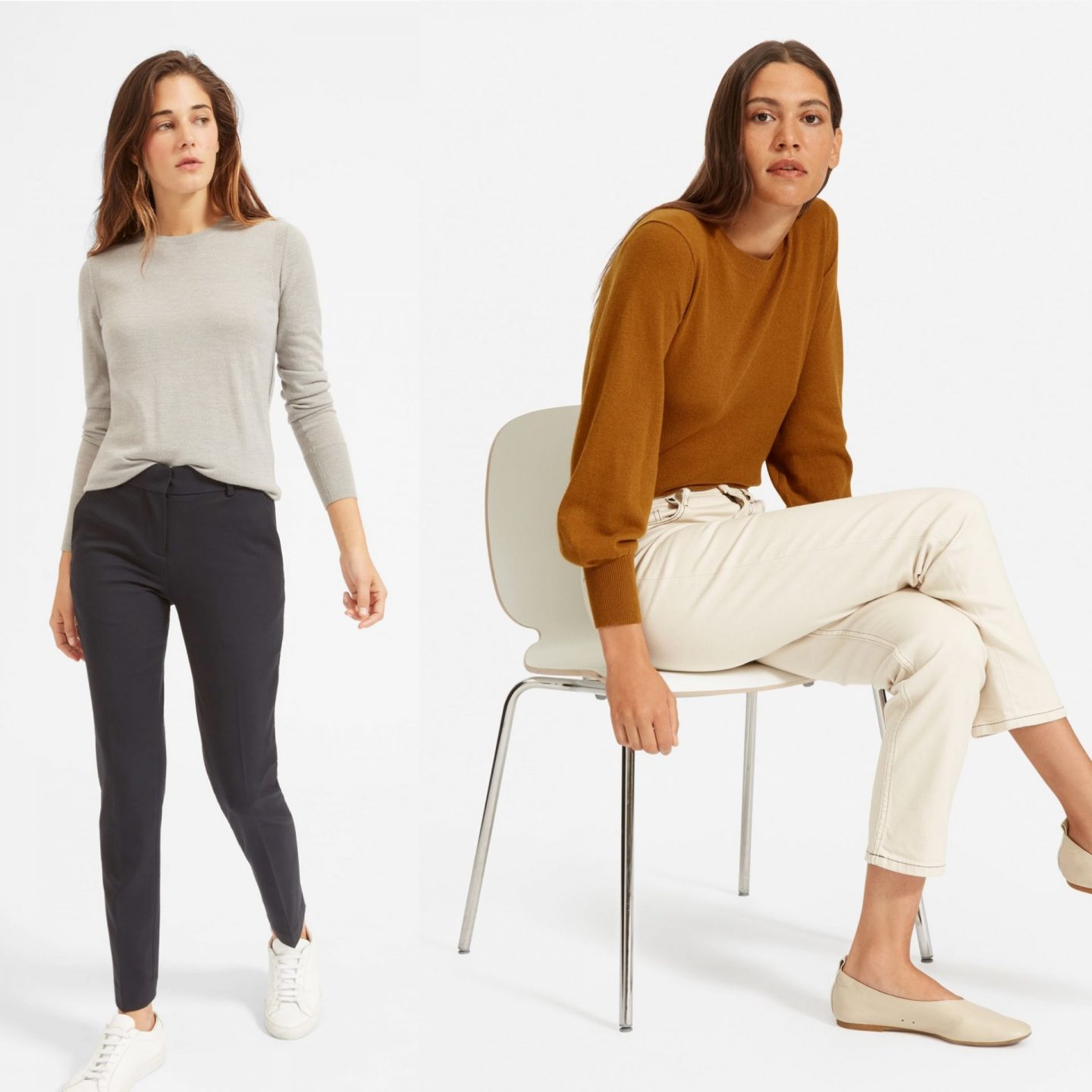 My top workwear picks from Everlane