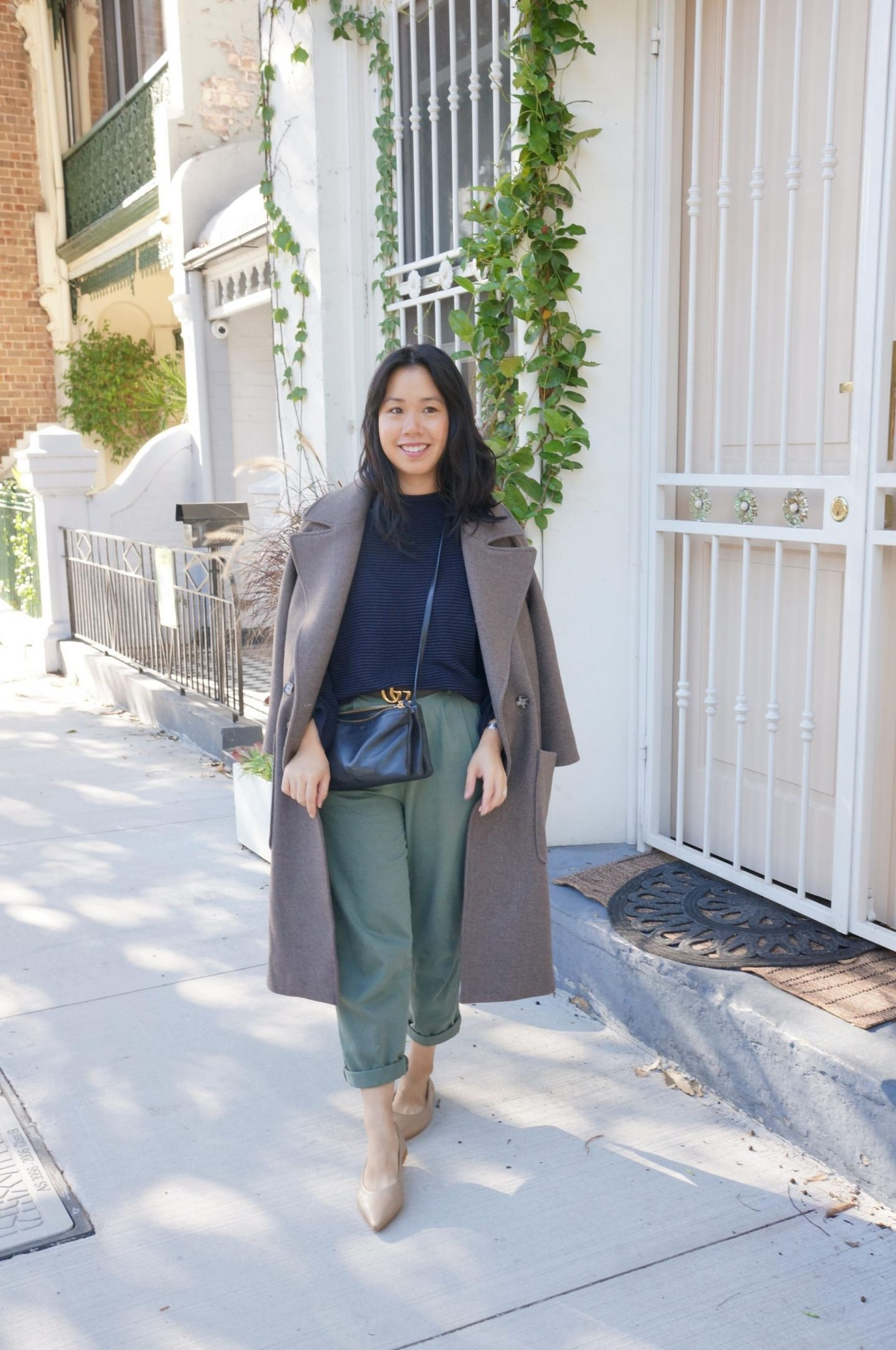 WFH outfit, autumn street style