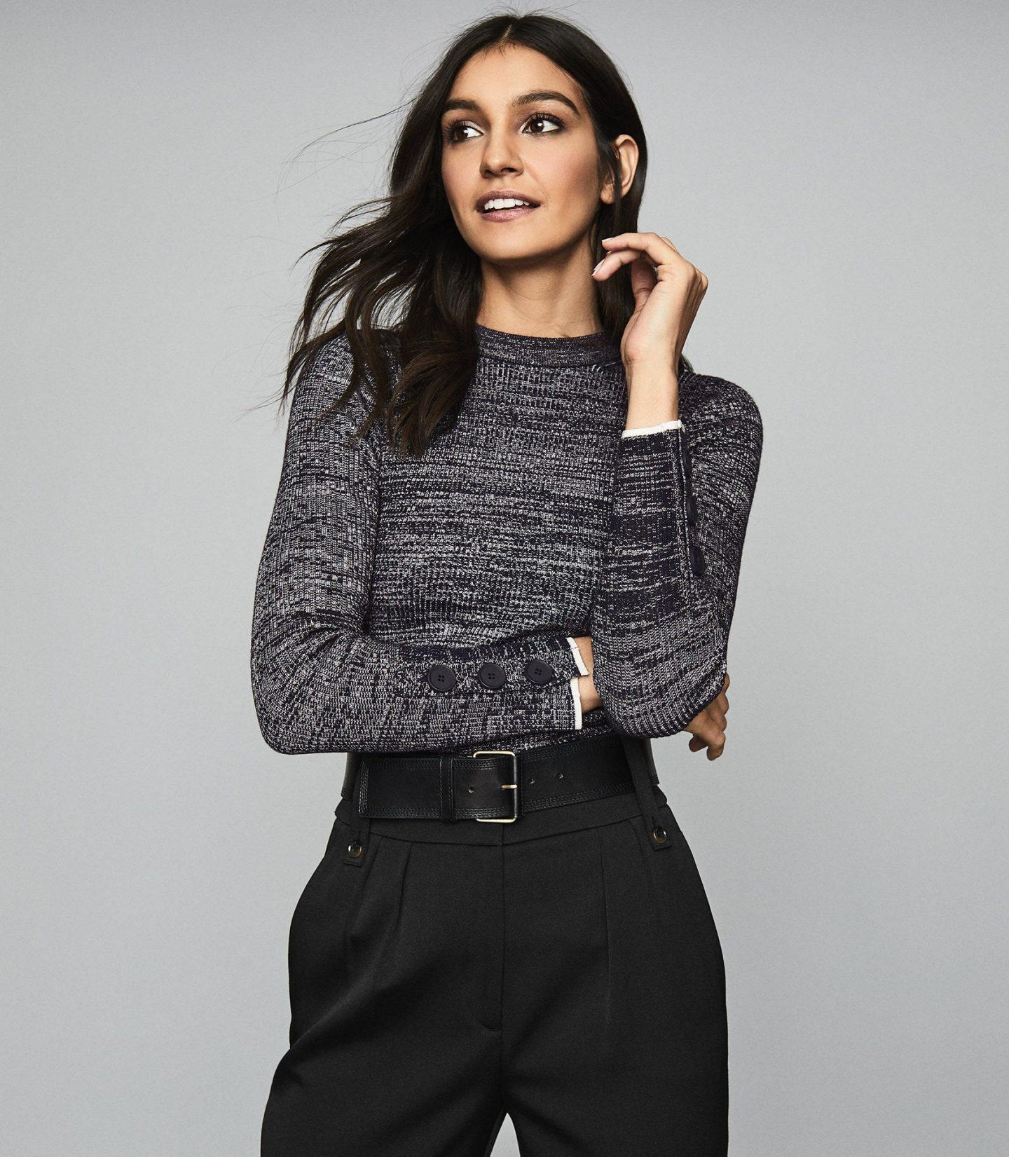 reiss wfh knitwear