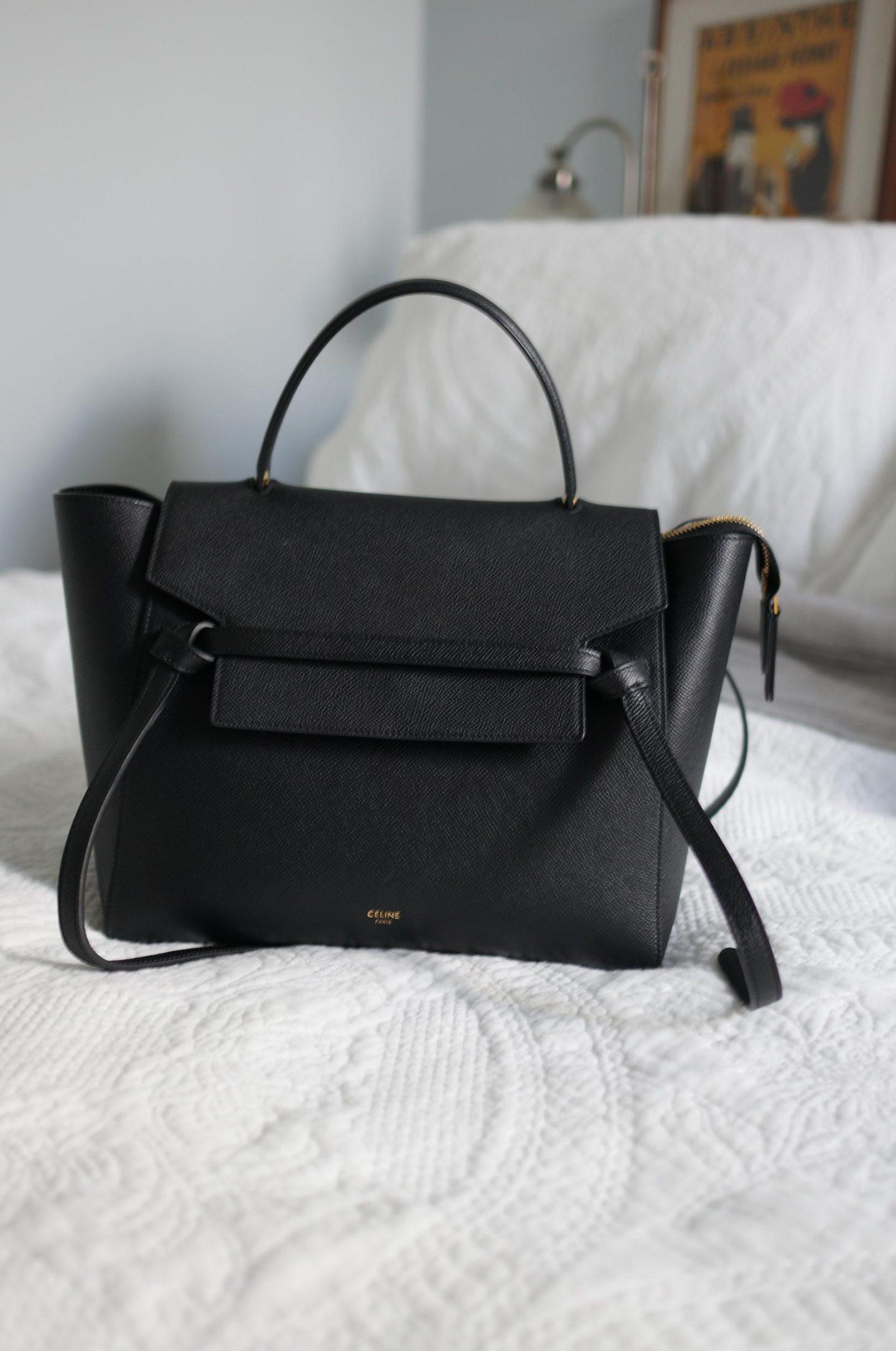 celine bag collection featuring celine mini belt bag