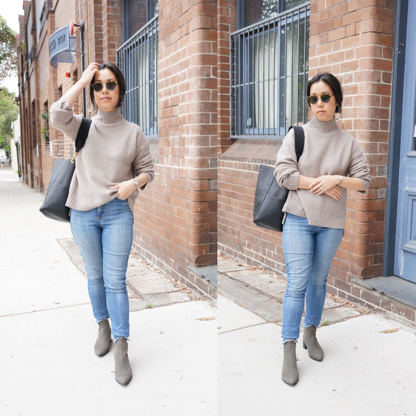 nobody denim siren jeans in blog post sharing style favourites of 2020
