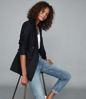 reiss double breasted blazer in reiss shopping hack post for new season discounted reiss