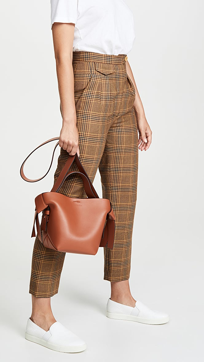acne studios musubi bag in blog post about designer items on my wishlist for 2021