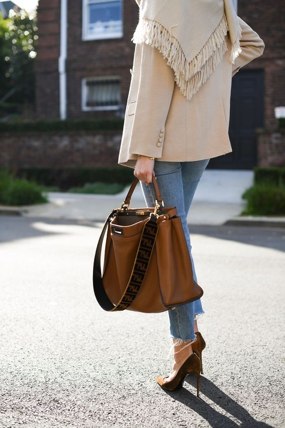 fendi peekaboo bag in blog post about designer items on my wishlist for 2021