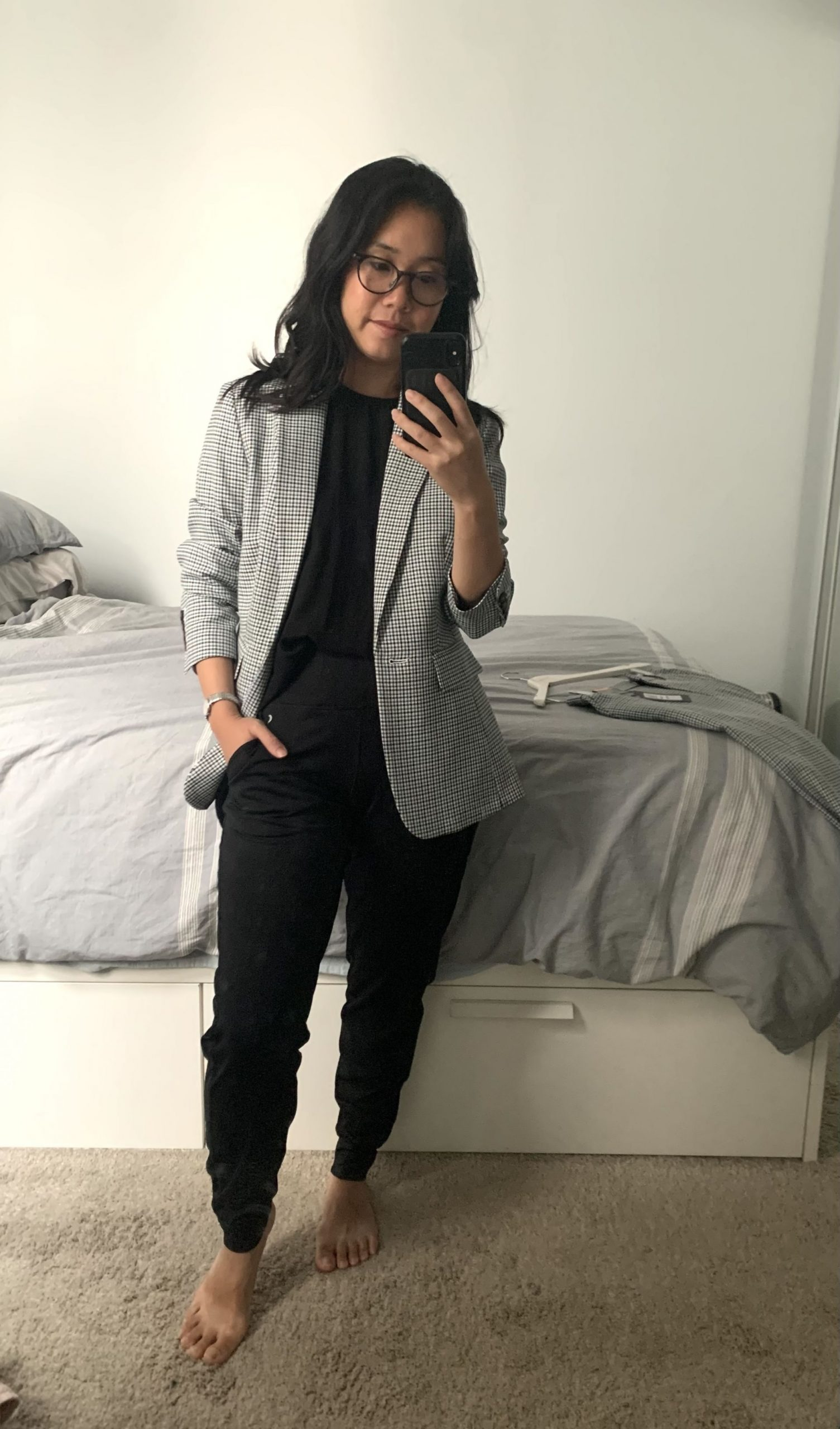marks & spencer workwear favourites in blog post
