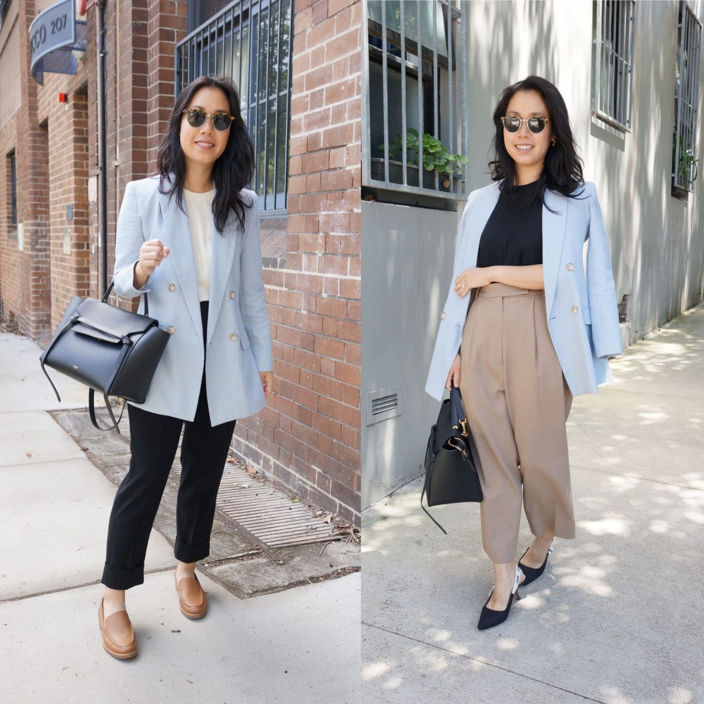 blog post featuring sarah lloyd workwear featuring duchess of cambridge blazer