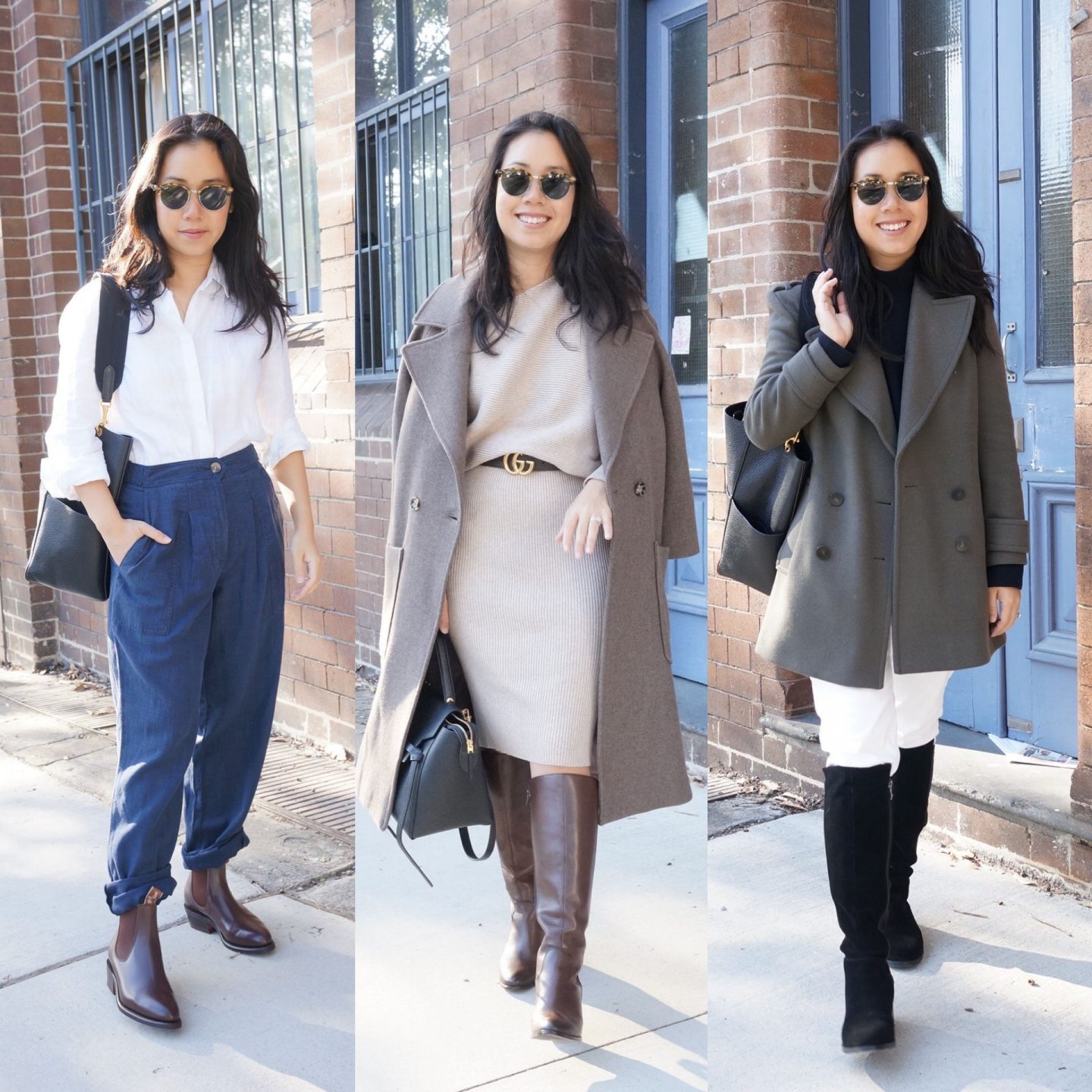 Three Styles of Boots to Embrace This Winter