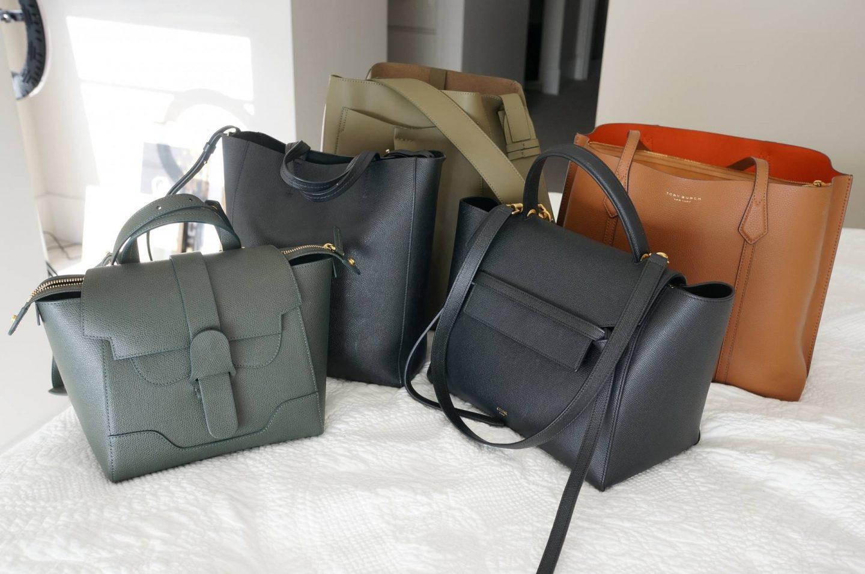 best handbag styles for work blog post