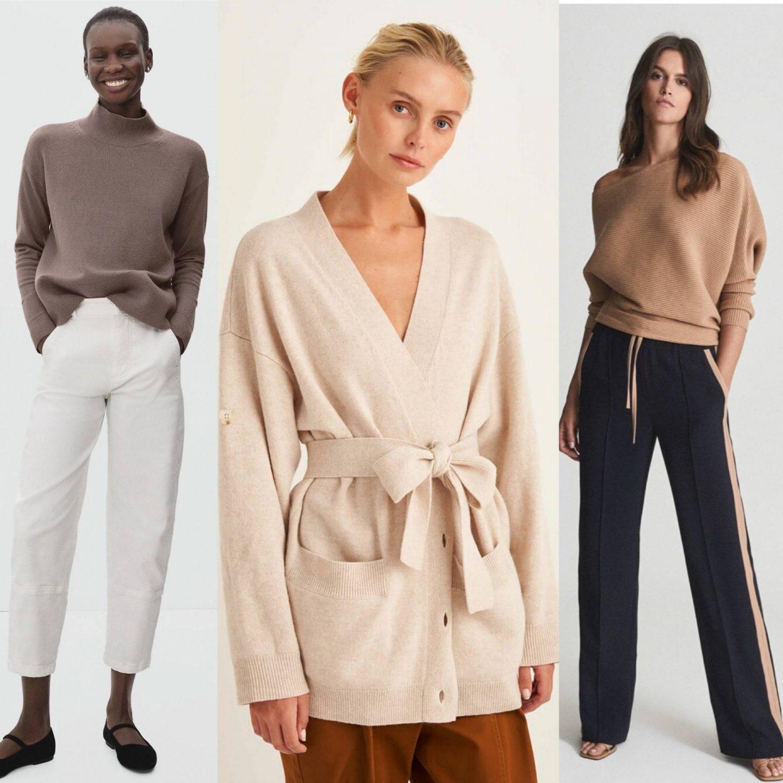 blog post sharing best knitwear of 2021
