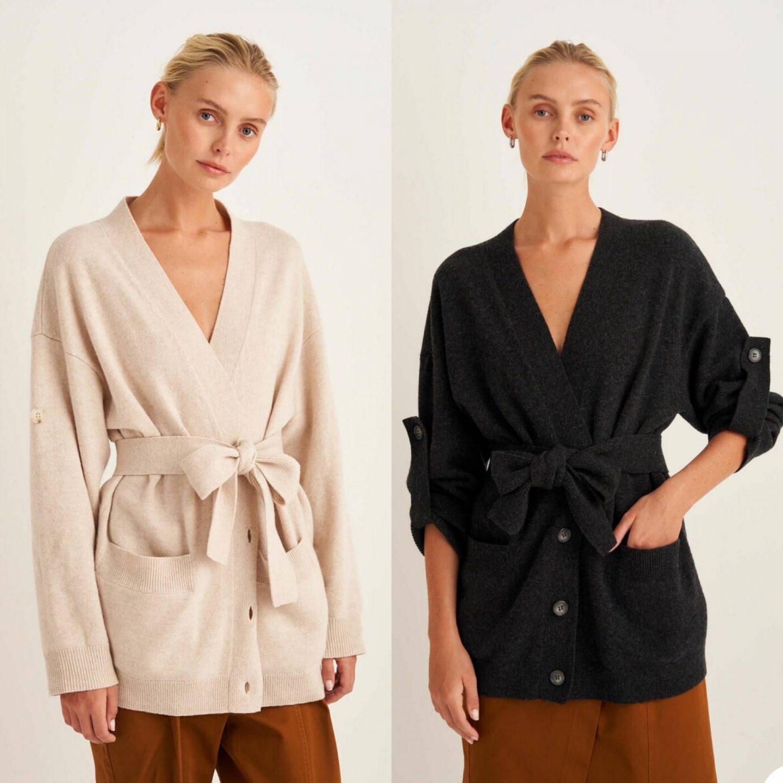 oroton knitwear in blog post sharing best knitwear of 2021